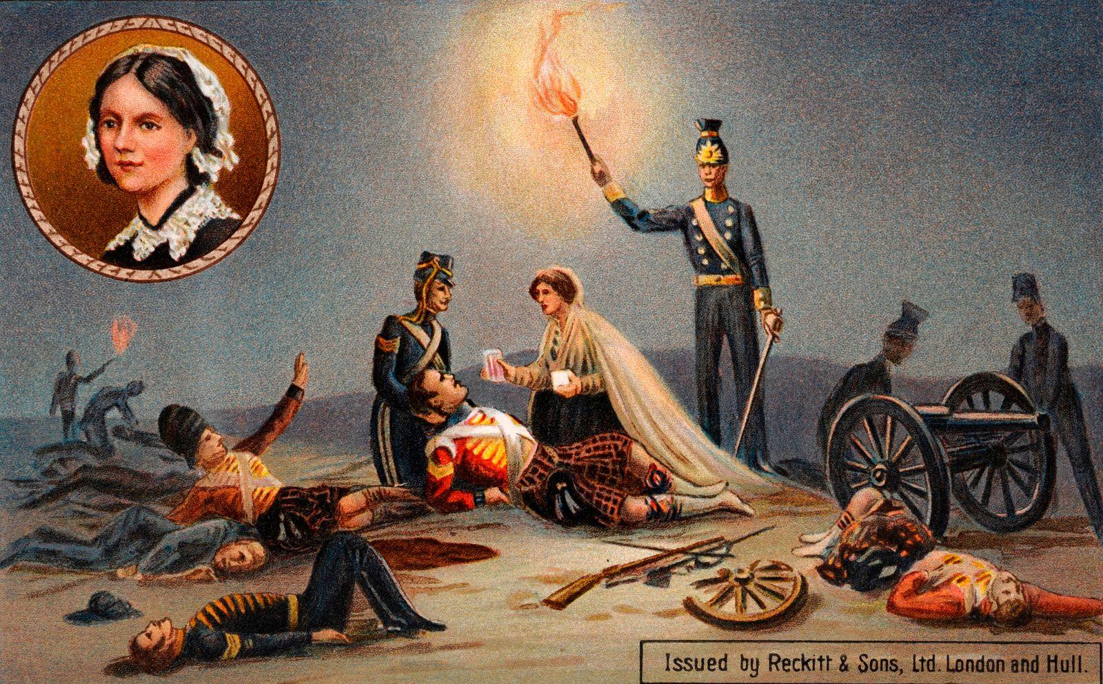 Florence Nightingale - Crimean War