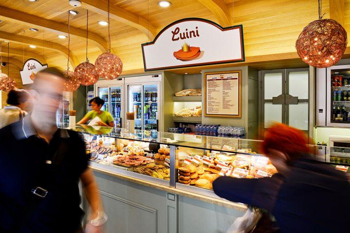 Bäckerei in Mailand (Archivbild): Einstieg in ein ganz neues Kassenbon-Zeitalter