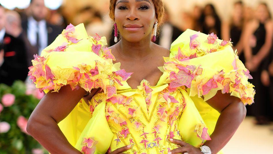 """Serena Williams: """"Keine Angst"""""""
