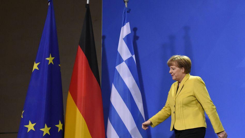 Kanzlerin Merkel: Wie sieht Ihre Zukunft aus?