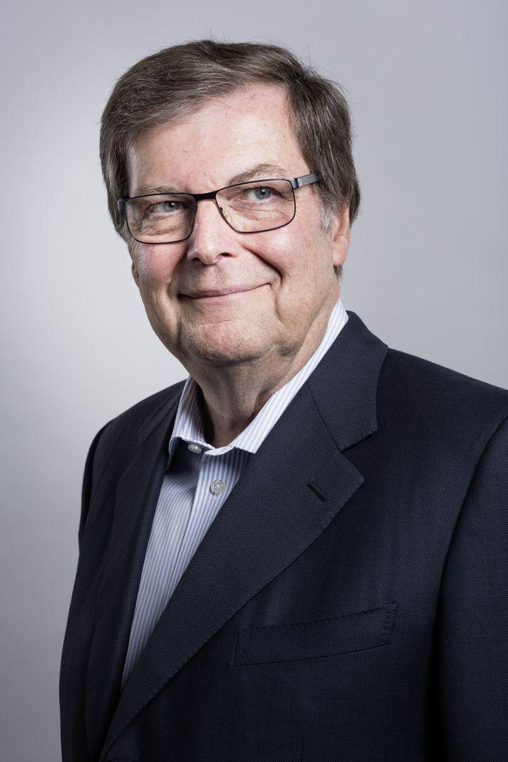 Klaus Gehrig 2015