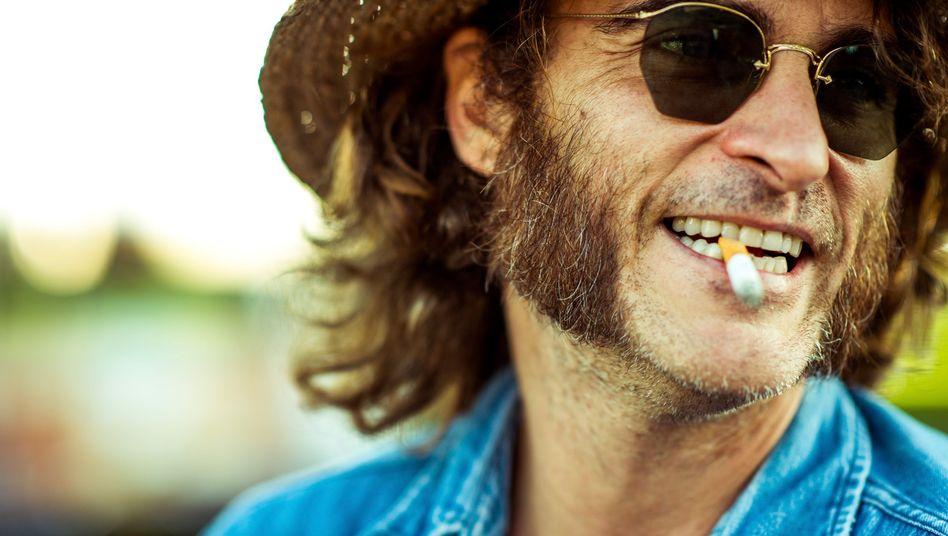 """Joaquin Phoenix in """"Inherent Vice"""": Sünde, überall nur Sünde"""