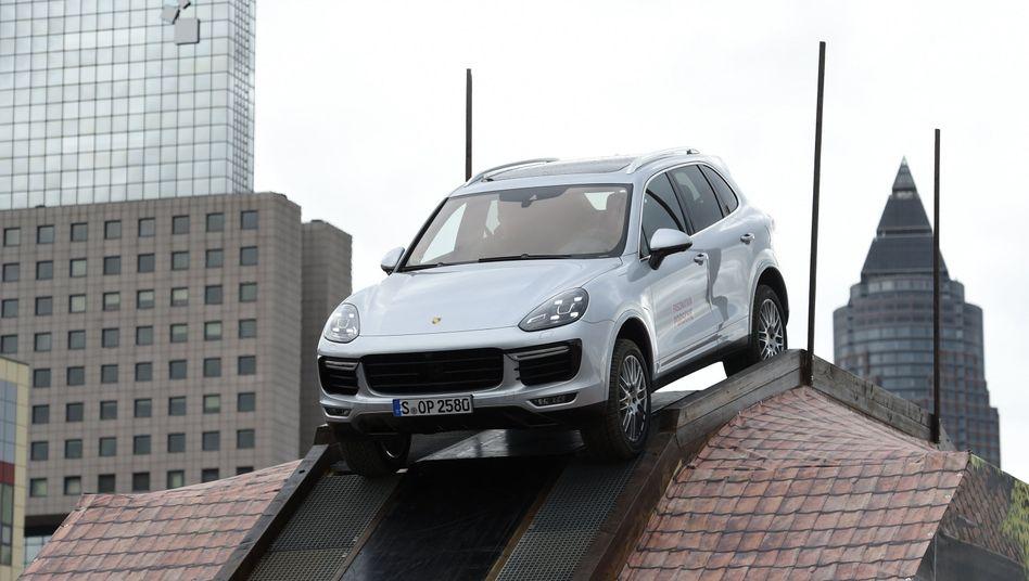 Ermittlungen in den USA: VW-Abgasaffäre erreicht Porsche