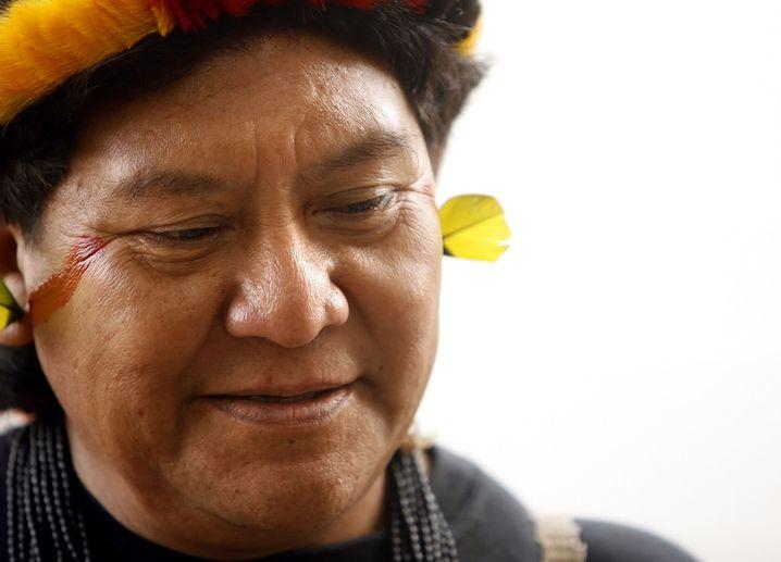 Davi Kopenawa: Sprecher der Yanomami im brasilianischen Urwald