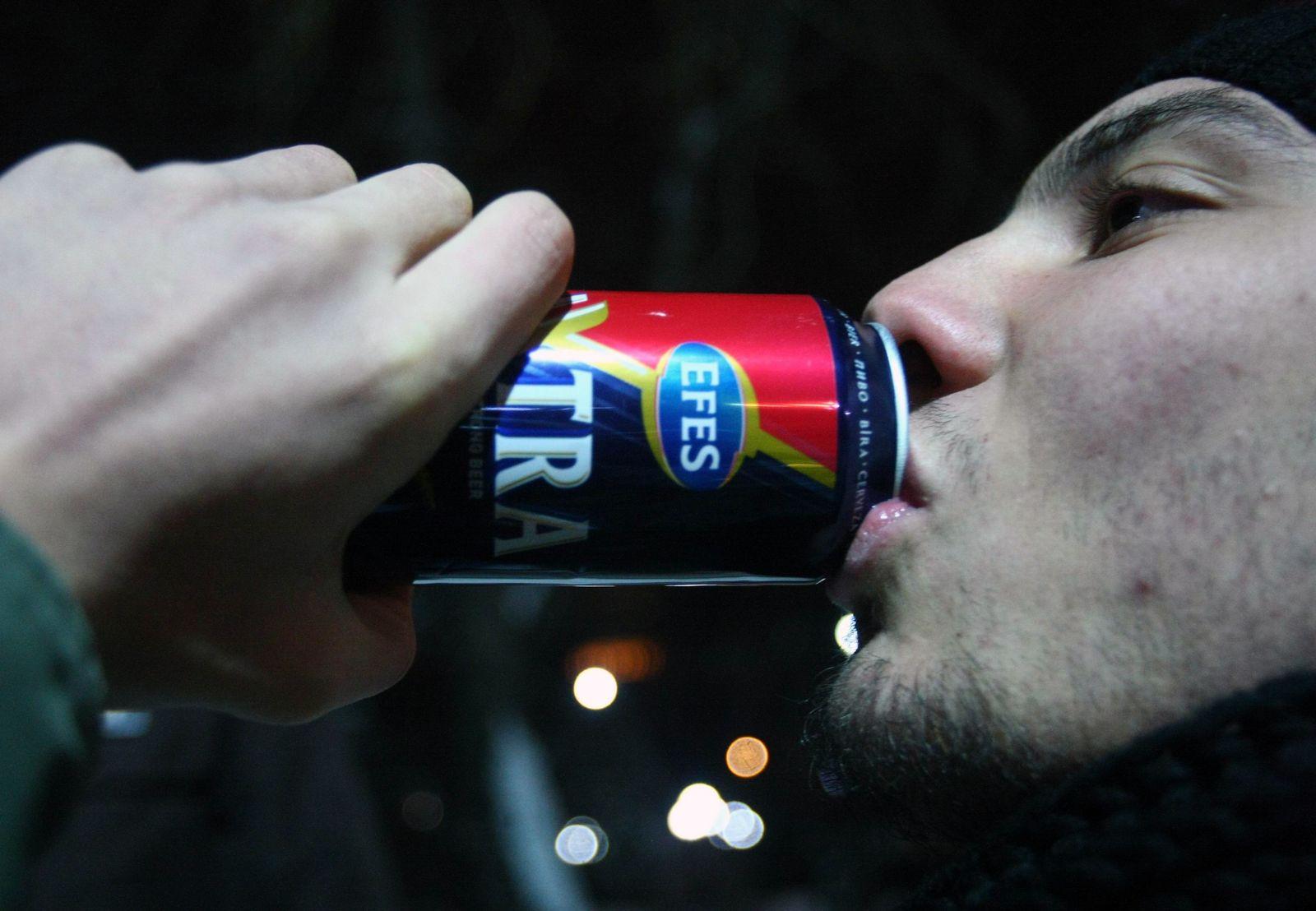 Türkei / Alkohol