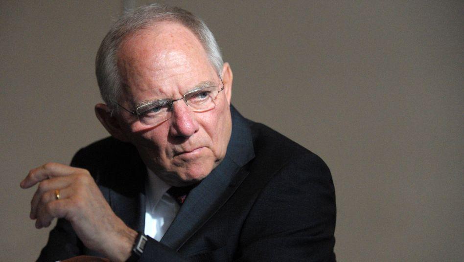 Deutscher Minister Schäuble: Fragwürdiger Vergleich in der Krim-Krise