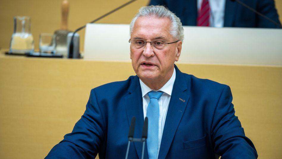 Joachim Herrmann (CSU) über die AfD: Rassismus als Geisteshaltung