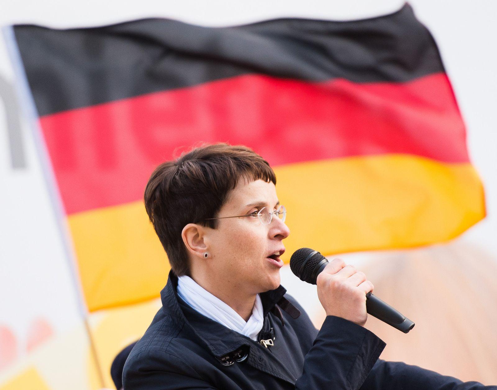 AfD - Frauke Petry