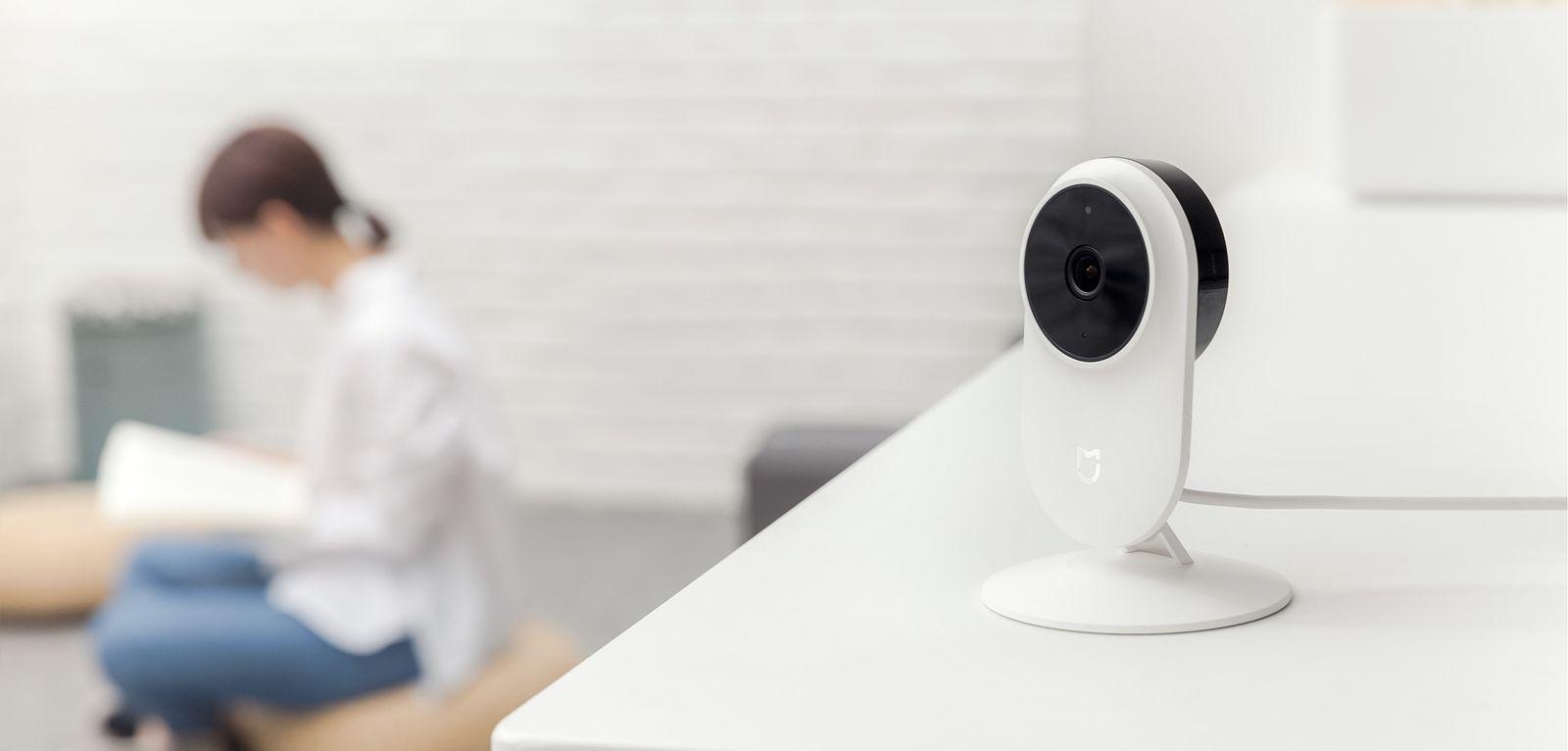EINMALIGE VERWENDUNG Xiaomi Mi Home Security Camera