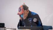 Ex-Polizist gesteht Bierdosenwurf während G20-Demo