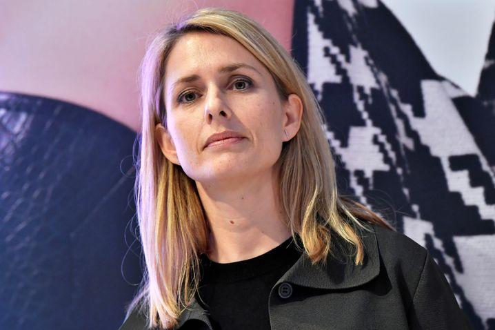 Die neue H&M-CEO und vorherige Nachhaltigkeitschefin Helena Helmersson