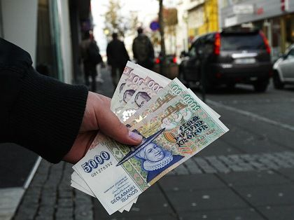 The Icelandic krona: a currency and country in freefall