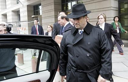 US-Lobbyist Jack Abramoff: Sein Geständnis könnte US-Abgeordnete in Bedrängnis bringen