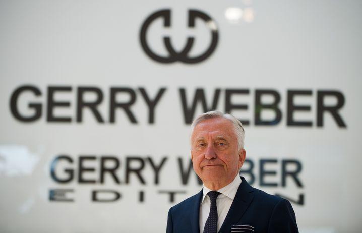 Firmen-Mitbegründer Gerhard Weber (Foto aus 2014)