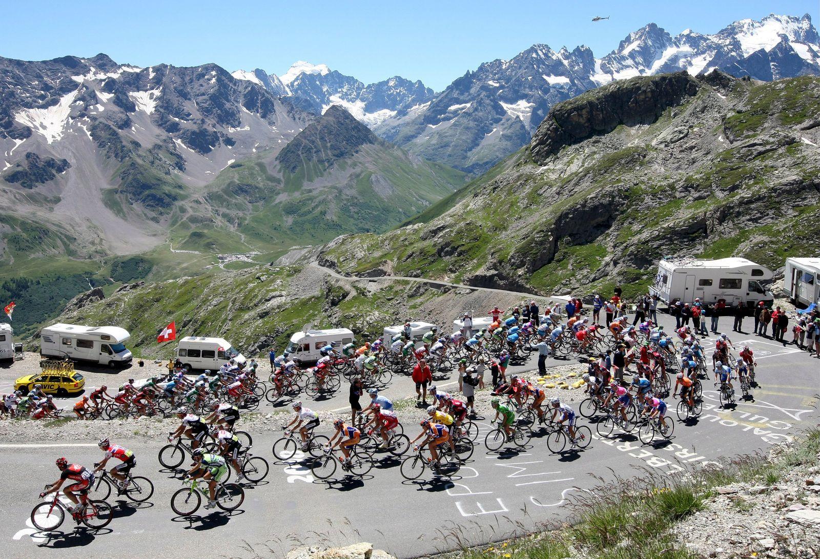 Tour de France / L'Alpe d'Huez