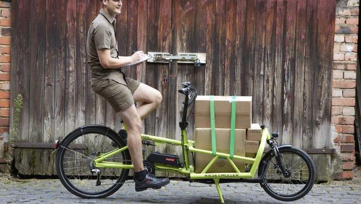 Lastenfahrräder: Fahrradprämie vom Staat