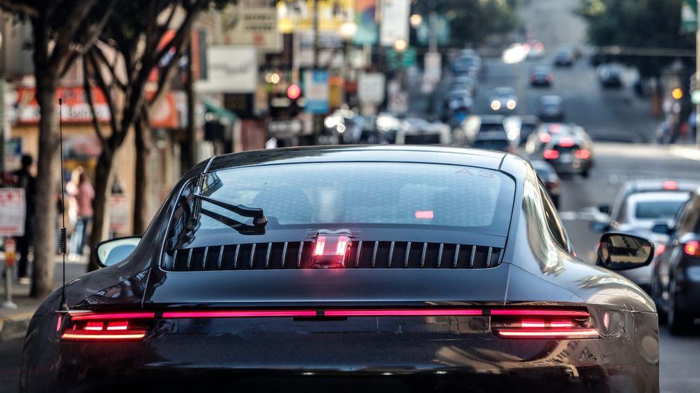 Porsche 911: Ganz schön geladen - aber ohne Strom