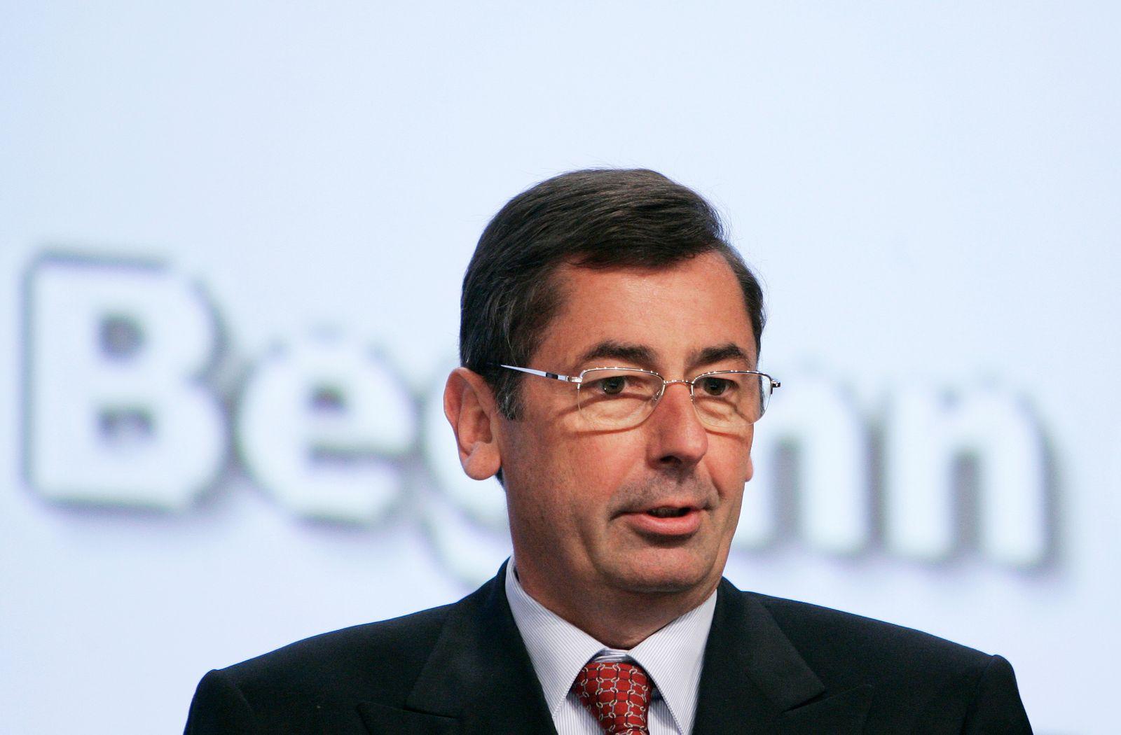 Georg Funke /Ehemalige Bankchefs