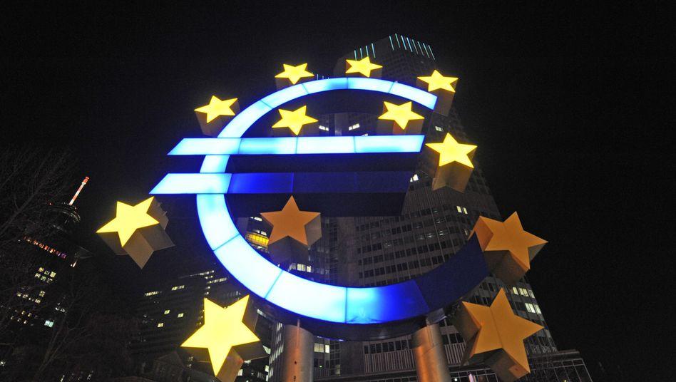 EZB in Frankfurt am Main: Verstoß gegen das Verbot der Staatsfinanzierung
