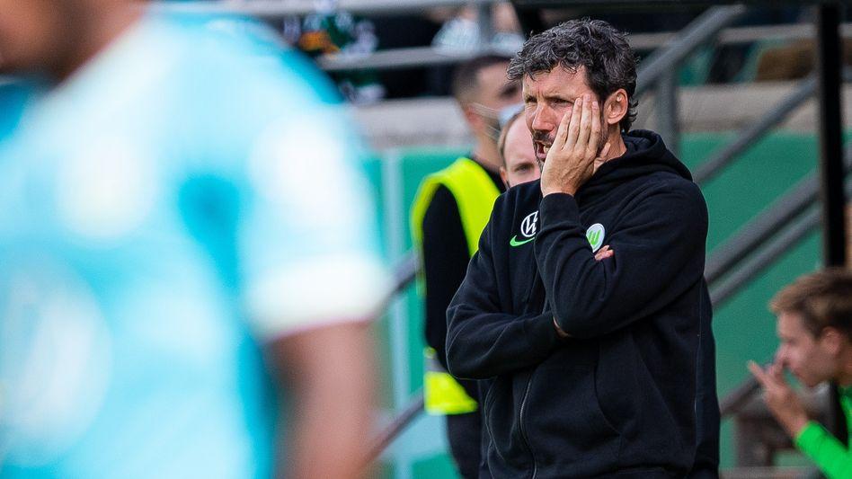 Mark van Bommel: Führt sein Wechselfehler zum Ausscheiden?