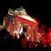 Demonstranten dringen in serbisches Parlamentsgebäude ein