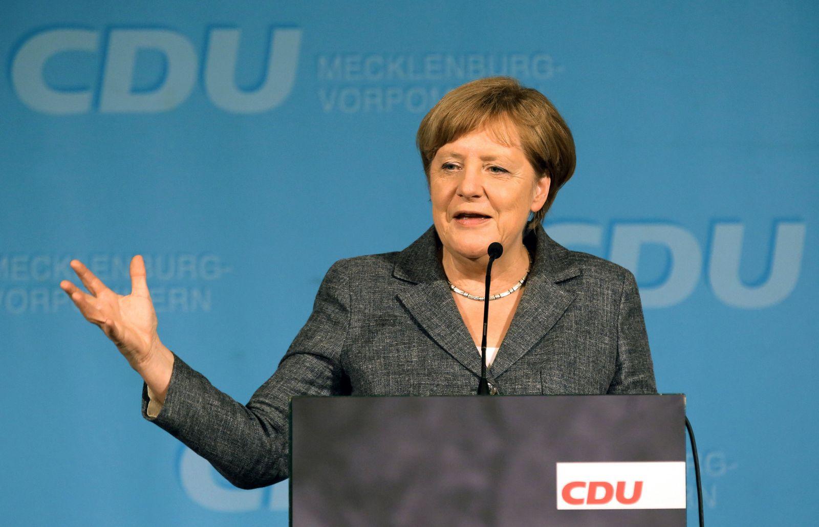 CDU-Landesparteitag Mecklenburg-Vorpommern