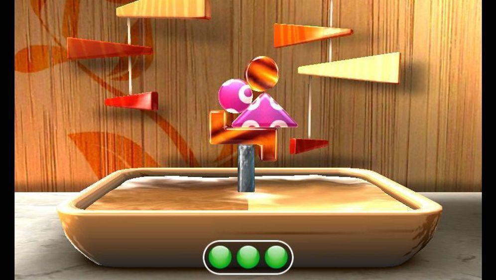 """3DS-Spiel """"Art of Balance Touch!"""": Schöne Statik"""