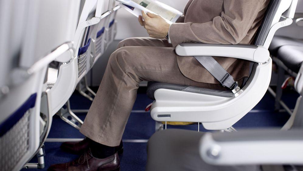 Mehr Sitze, mehr Beinfreiheit: Lufthansa stellt Wunderkabine vor
