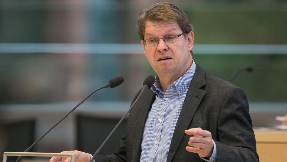 SPD-Fraktionschef Stegner