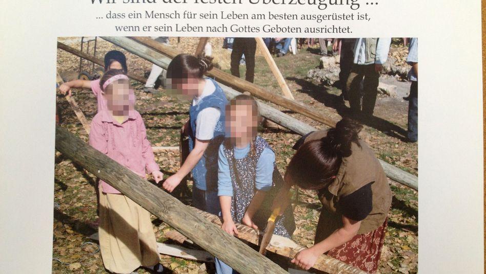"""Glaubensgemeinschaft """"Zwölf Stämme"""": Kinder mit der Rute geschlagen"""