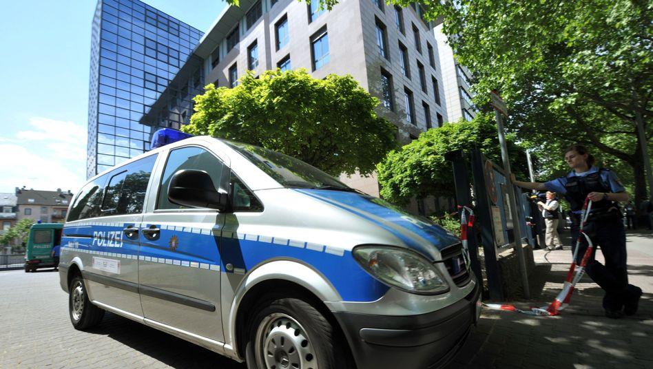 Polizeieinsatz: Tödliche Schüsse in Frankfurter Jobcenter