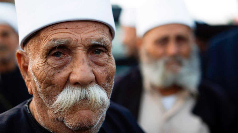 Bürgerkrieg in Syrien: Die Angst der Drusen
