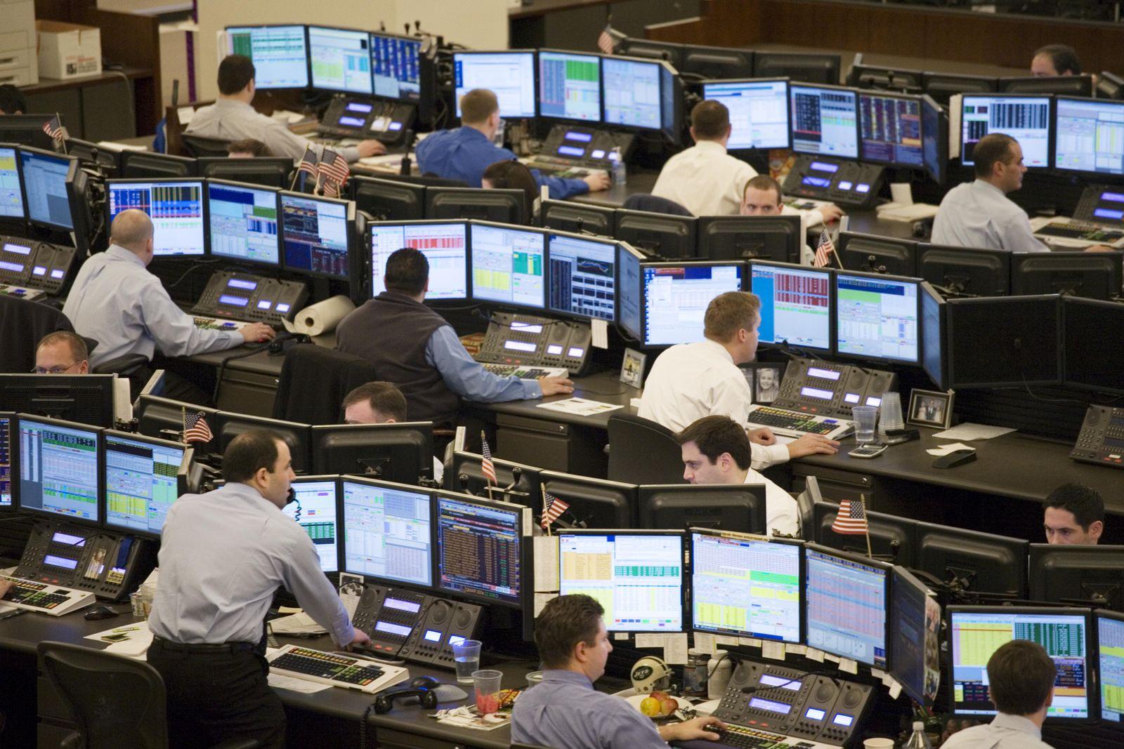 Börse / Computer-Handel
