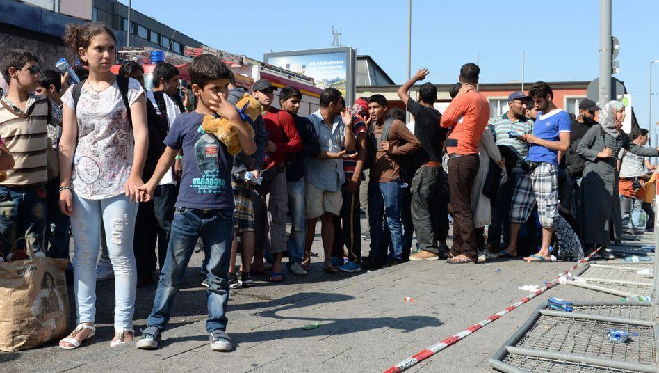 """Flüchtlinge in München: """"Wir brauchen ein Sofortprogramm"""""""