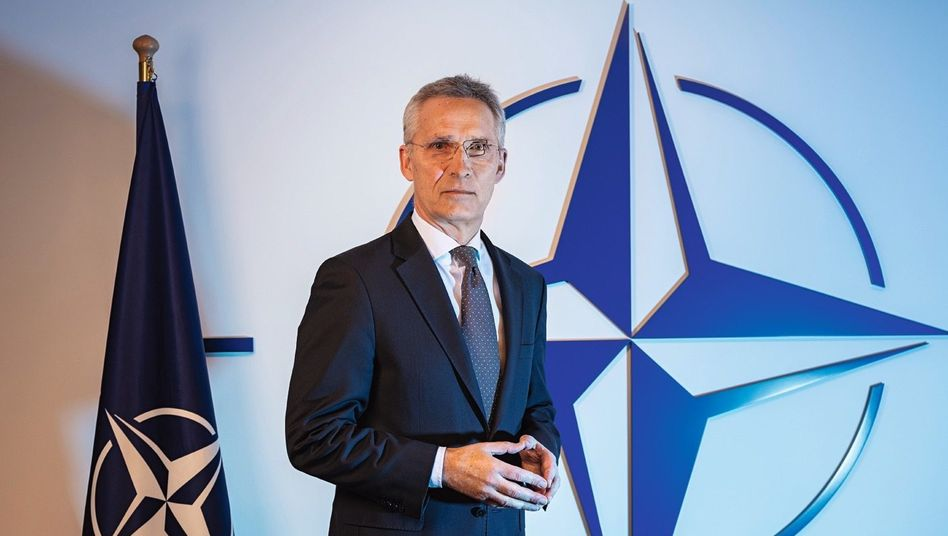 "NATO Secretary Jens Stoltenberg: ""One for all, all for one"""