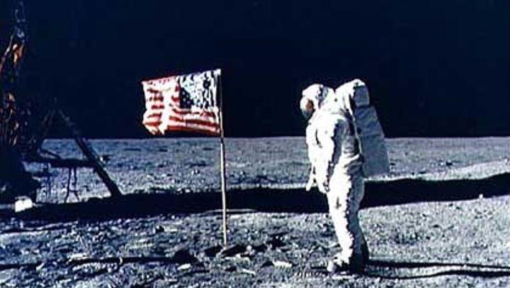 Abenteuer im All: Die erste Mondlandung