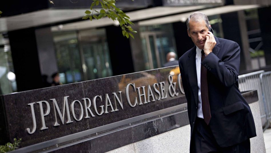JP-Morgan-Zentrale in New York: Vorwurf der mangelnden Risikokontrolle