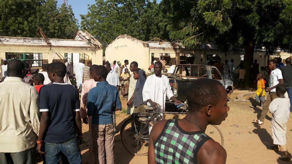 Boko-Haram-Terror in Nigeria: Krieg gegen Kinder