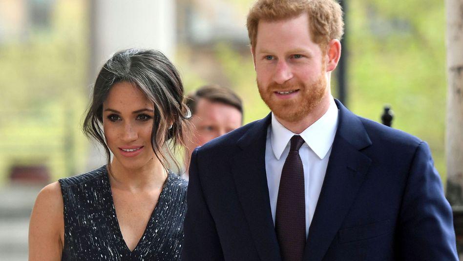 Hochzeit Von Prinz Harry Und Meghan Markle Bischof Michael Bruce