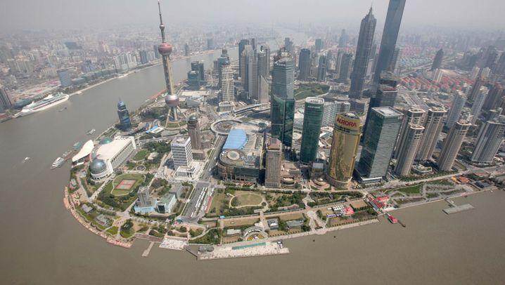 Top Ten: Größte Städte Chinas