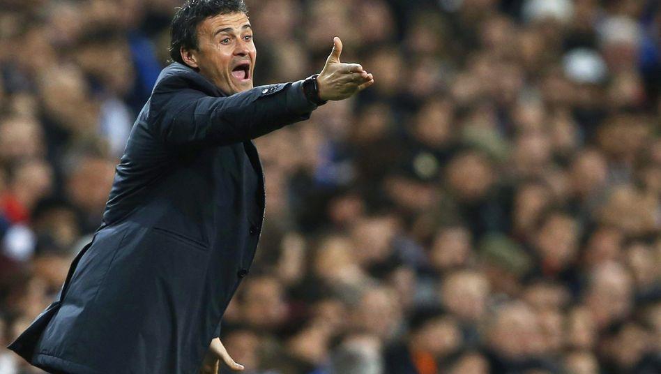 """Neuer Barça-Trainer Enrique: """"Ich liebe das Offensivspiel"""""""