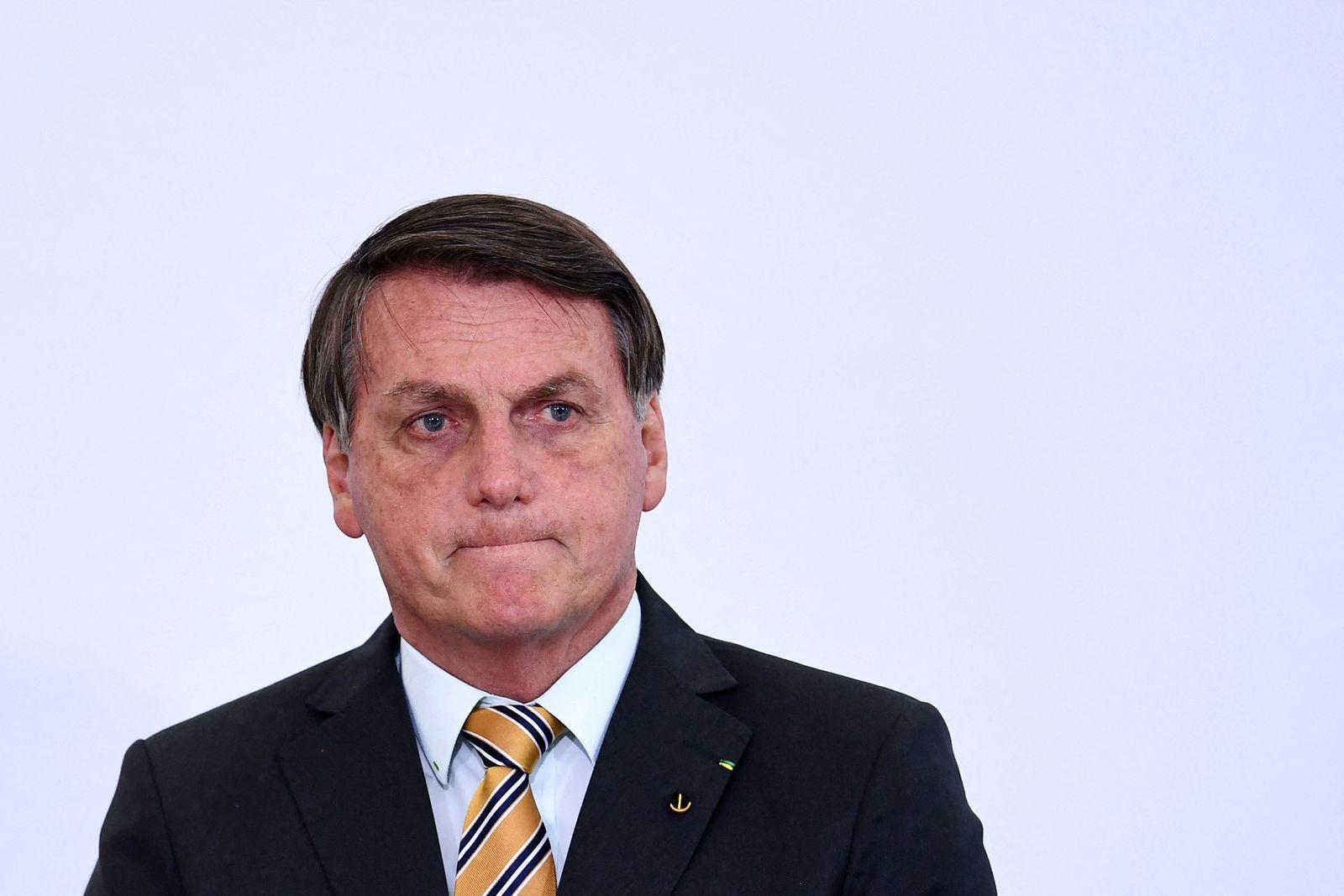 FILES-BRAZIL-HEALTH-VIRUS-VACCINES-POLITICS-BOLSONARO-JUSTICE
