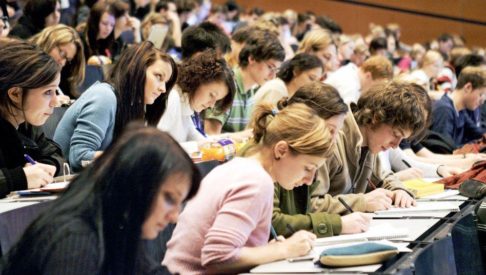 Studenten (in Jena): Hilfe für die besten zehn Prozent