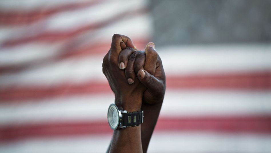 The murders in Charleston have plunged the US into a debate about racism.