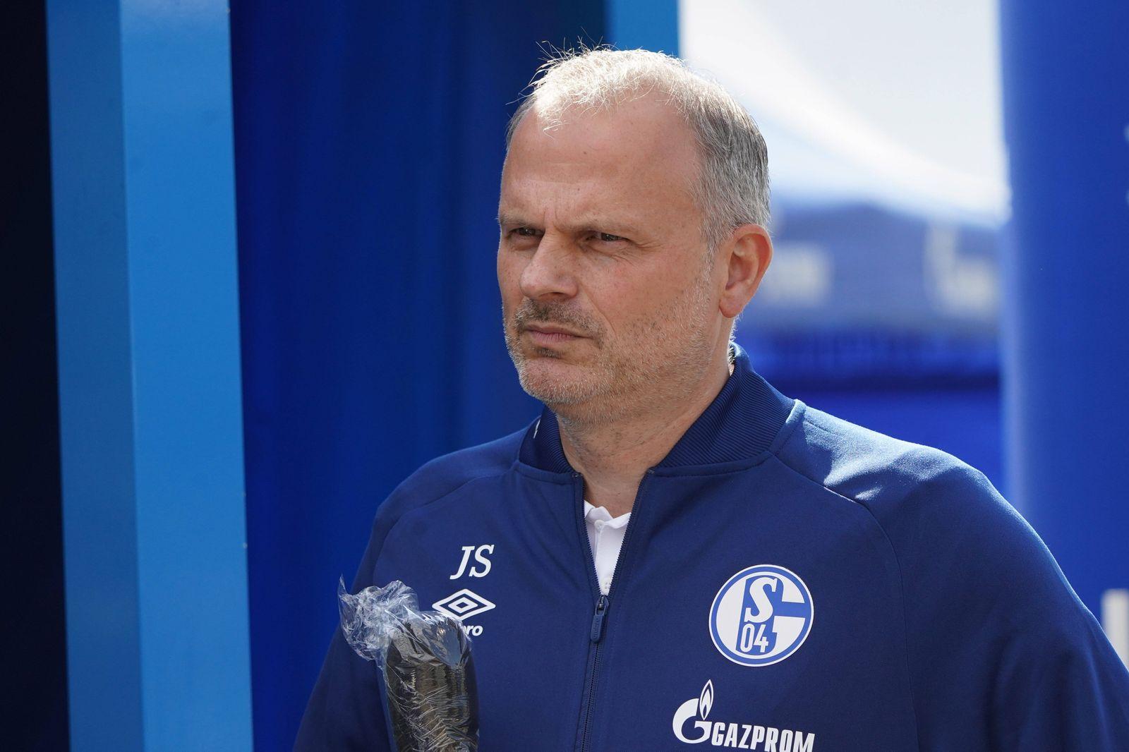 Fussball 1.BL Saison 2020/2021,Corona, Covid 19 Freundschaftsspiel. Testspiel, FC Schalke 04 vs VfL Bochum, 05.09.2020,G