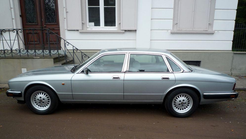 Günstige Oldtimer - Jaguar XJ 40: Gib's dir eckig