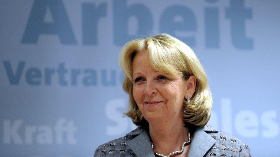 NRW-SPD-Chefin Kraft: CDU lässt die Politikerin bei Wahlkampfauftritten filmen
