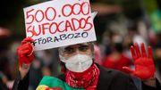 Zehntausende Brasilianer demonstrieren gegen Bolsonaros Coronapolitik