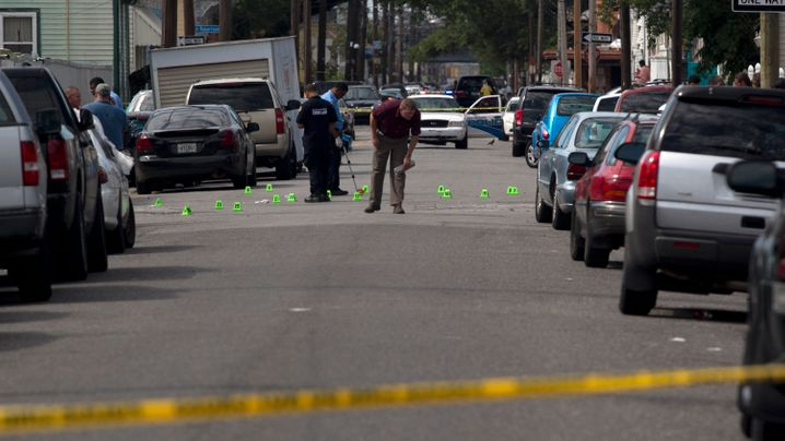 """Schüsse auf Muttertagsparade: """"Trommelschlag der Gewalt"""""""