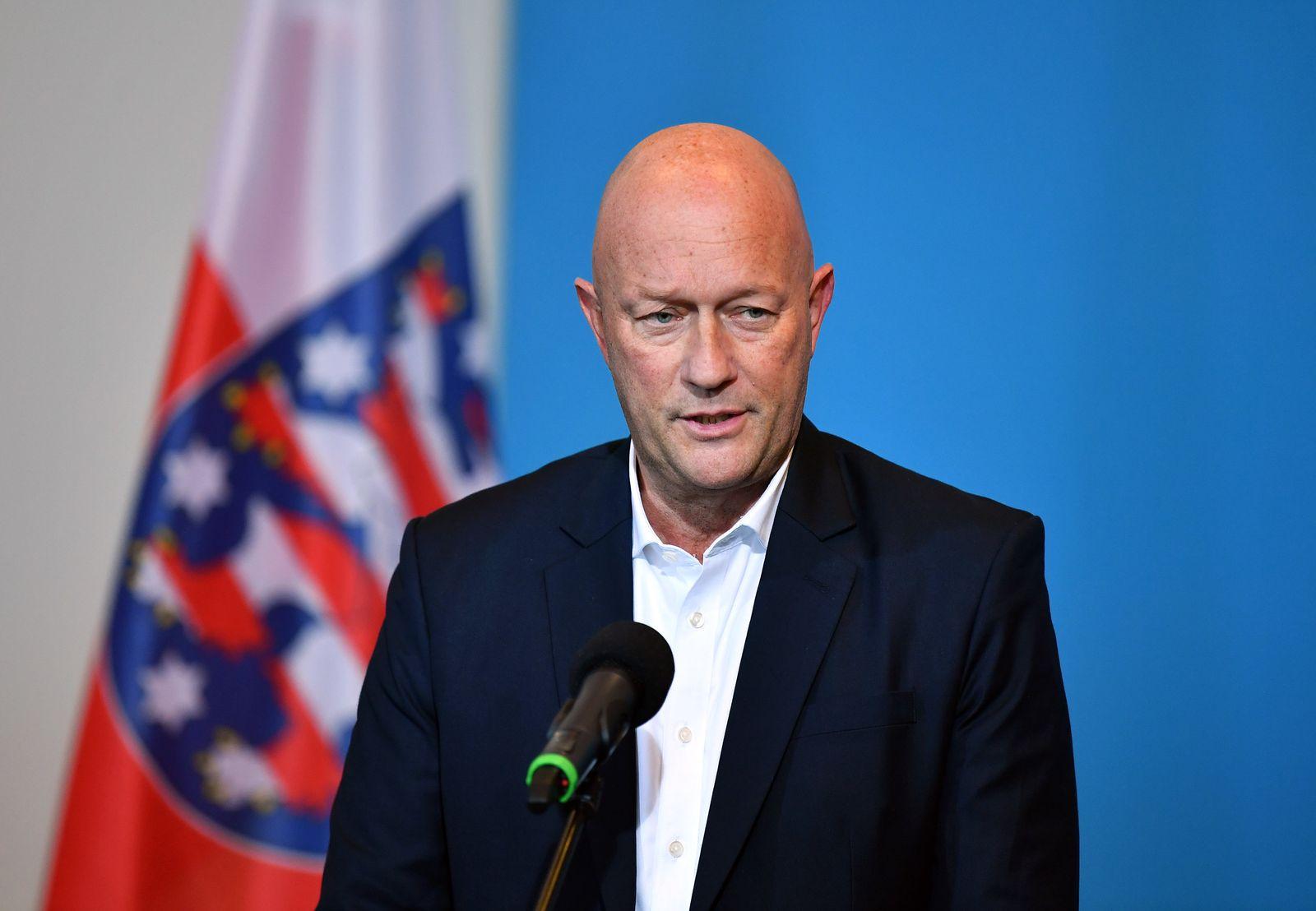 Ministerpräsidentenwahl in Thüringen